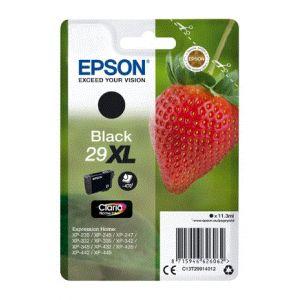 EPSON  Tinta Negro 29XL - C13T29914012 - 470 páginas