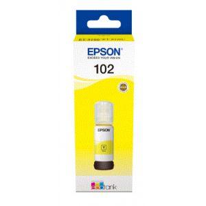 EPSON Tinta Amarillo ECOTANK 102 - C13T03R440 -