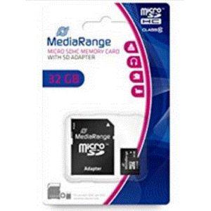 MEDIARANGE TARJETA MSDHC 32GB