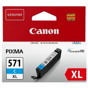 CANON Tinta Cián CLI-571XL - 0332C004 - 680 páginas