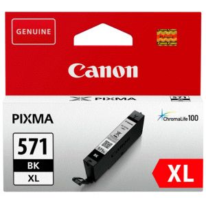 CANON Tinta Negro CLI-571XL - 0331C004 - 11 ml