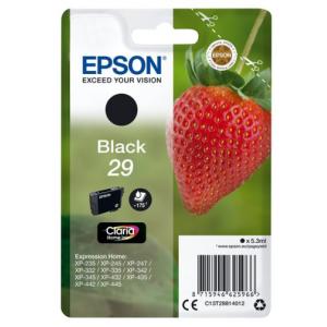 Epson Tinta Negro 29 - C13T29814012 - 175 páginas
