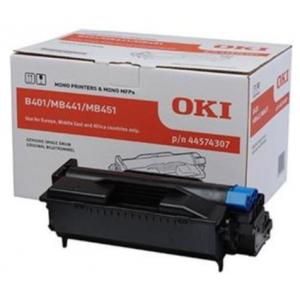 OKI Tambor Negro - 44574307 - 25.000 páginas