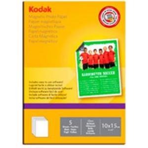 Papel fotográfico Kodak - A6