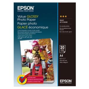 Epson Papel Fotográfico A4 - C13S400035 - 20 hojas