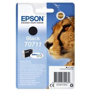 Epson Tinta Negra T0711 - C13T07114012 - 245 páginas