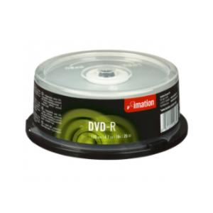 Imation DVD-R 16x 4.7Gb (25) DVD-R 16x 4.7Gb 25pk spindle
