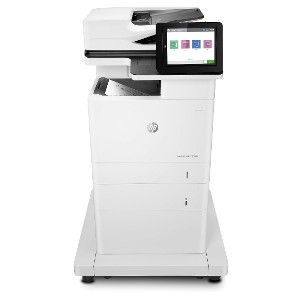 MFP HP MPS E62565h LaserJet Managed Flow 52ppm y Base 2 Badejas 550 y Base Promoción