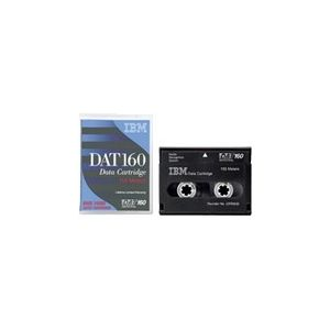 Cartucho de datos IBM 23R5635 - DAT 160 - 80 GB (Nativa) / 160 GB (Comprimido) - 160 m Tape Length