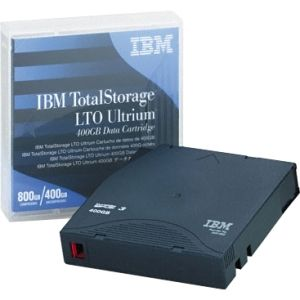 Cartucho de datos IBM TotalStorage 24R1922 - LTO-3 - 400 GB (Nativa) / 800 GB (Comprimido) - 680 m Tape Length