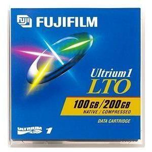 Cartucho de datos Fujifilm 42962 - LTO-1 - 100 GB (Nativa) / 200 GB (Comprimido) - 1 Paquete(s)