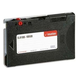 Cartucho de datos Imation 12096 - SLRtape50 - 25 GB (Nativa) / 50 GB (Comprimido) - 457,20 m Tape Length