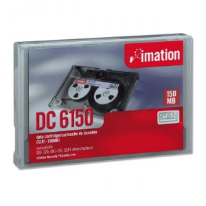 Cartucho de datos Imation 46155 - QIC-150 - 150 MB (Nativa) / 300 MB (Comprimido) - 188,98 m Tape Length