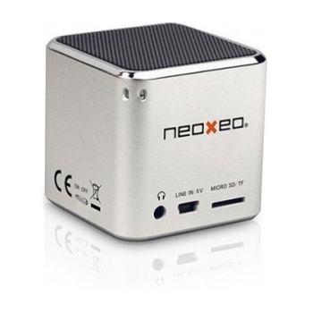 Reproductor MP3 flash NeoXeo SPK 120 Blanco - Tarjeta microSD