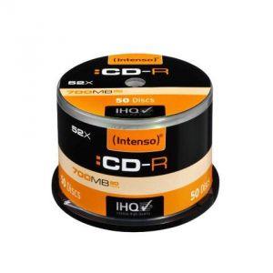 INTENSO CD-R 700MB 52X SP(50)
