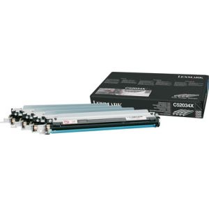 Lexmark C52x 4-Pack Photoconductor Unit (4x20K)